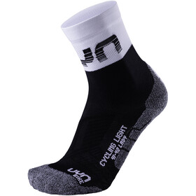 UYN Cycling Light Socken Damen black/white